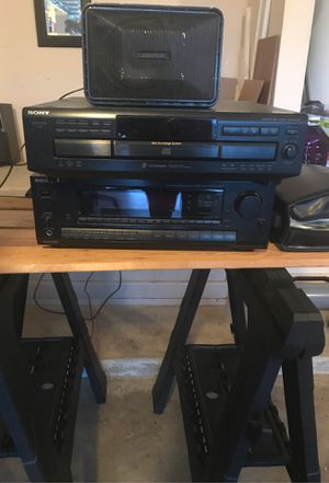 SONY Sound system for Sale in Hampton, GA