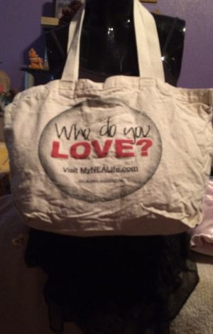 Love tote bag $16.00 for Sale in Glendale, AZ
