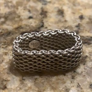 Mesh Tiffany ring for Sale in Meriden, CT