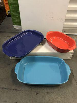 CorningWare Stoneware Set for Sale in Temple City, CA