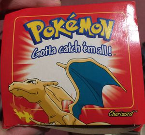 Limited Edition -Pokemon 23K Gold-Plated Trading Card Charizard. for Sale in Germantown, MD
