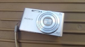 Sony 20.1 8 x zoom camera for Sale in Los Angeles, CA