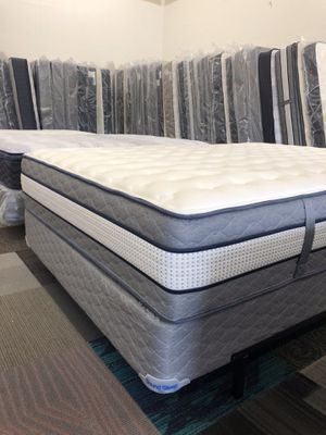 Mattress sale no credit needed 50 dollars down leave with a mattress for Sale in Kent, WA
