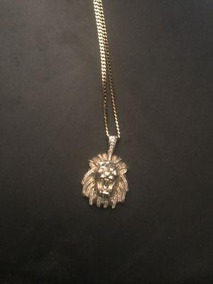 Lion Chain for Sale in El Cajon, CA