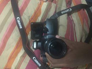 Canon basically brand new for Sale in Acworth, GA