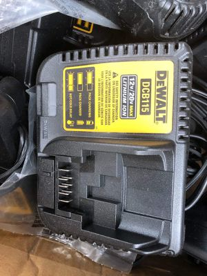 Dewalt 20volt chargers brand new $30 each for Sale in Houston, TX