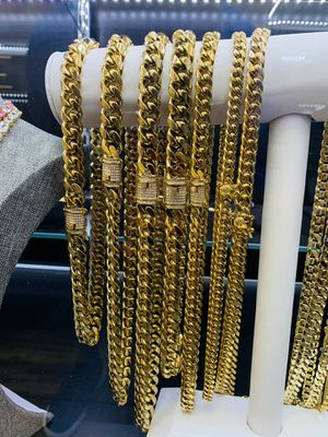 Cuban links for Sale in Tampa, FL