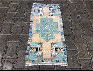 Vintage Handmade Wool Rug for Sale in Denver, CO