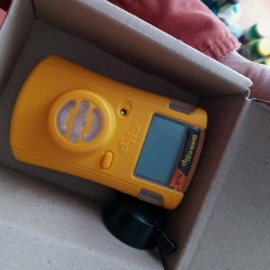 H2S Poison Gas Detector Clip for Sale in Columbia, LA