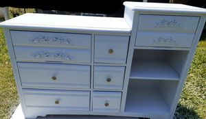 Dresser / changing table for Sale in Plano, TX