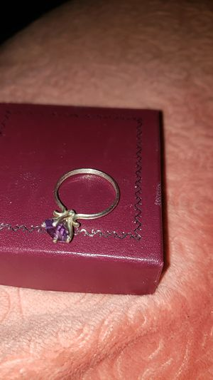 Pupple ring for Sale in Stanwood, IA