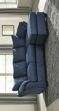 🏺$39 Down Payment . 🏺🏺SPECIAL] Darcy Blue Sofa Chaise for Sale in Beltsville,  MD