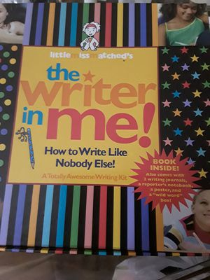 The writer in me by littlemissmatched's... for Sale in Golden, CO