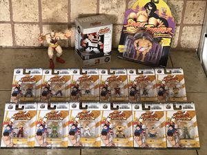 Capcom - Street Fighter - Collectibles for Sale in Mesa, AZ