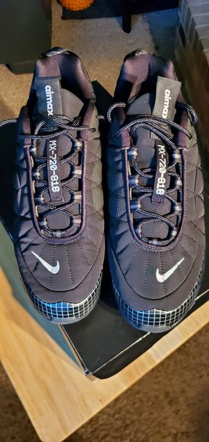 NIke MX-720-818 Black and silver for Sale in Reynoldsburg, OH