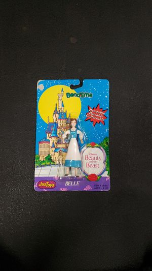 BEAUTY AND THE BEAST BELLE vintage toy for Sale in Redlands, CA