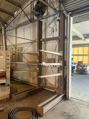 CANTILEVER RACK-12 FT TALL- SAN MARCOS, CA. for Sale in San Marcos, CA