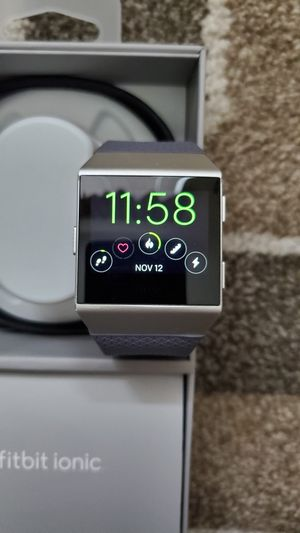 Fitbit Ionic for Sale in Federal Way, WA