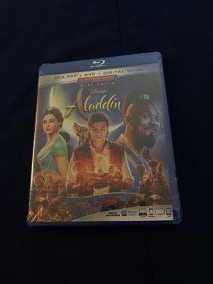 Disney Aladdin on DVD (2019) for Sale in Alexandria, VA