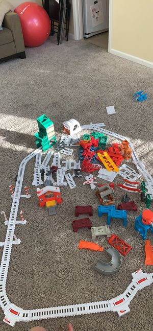 Thomas the train tracks and trains for Sale in Concord, CA