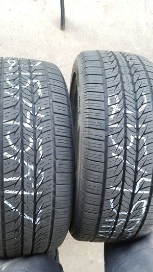 General 215/45r17 PAIR for Sale in Fresno, CA