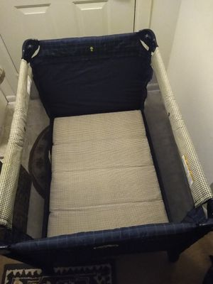 To use pack and play $70 for both or offer for Sale in Germantown, MD