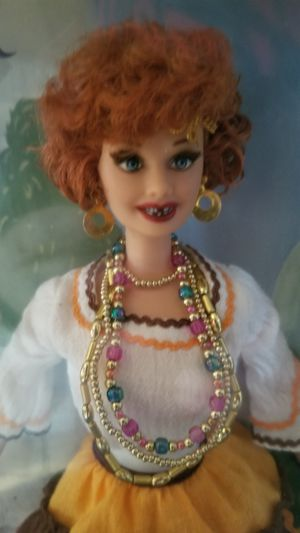 The operetta Lucy barbie doll for Sale in Albuquerque, NM
