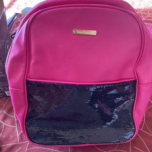 Juicy Couture pink backpack for Sale in Hendersonville, TN