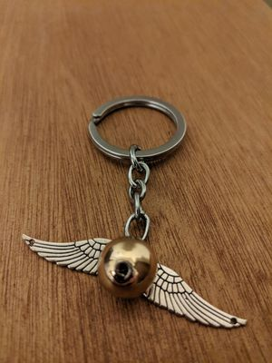 New Harry Potter Golden Snitch Keychain style #2! for Sale in Seagoville, TX