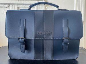 Ted Baker Navy Blue Laptop Messenger Bag $125 for Sale in San Diego, CA