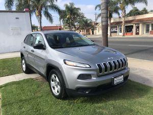 2014 Jeep Cherokee Sport for Sale in Santa Ana, CA