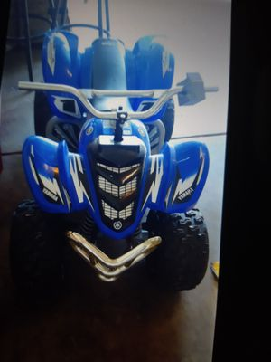 Power wheel 12 volt Yamaha four-wheeler for Sale in San Antonio, TX