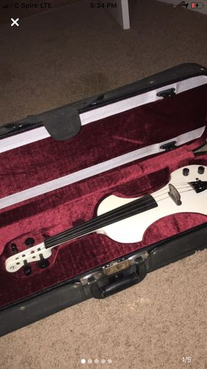 Electric violin for Sale in Clinton, MS