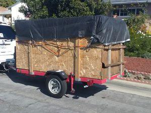 DIY Utility Trailer for Sale in Garden Grove, CA