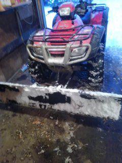 Will do snow plow cheap for driveways