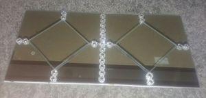Glam mirror tray for Sale in Peoria, IL