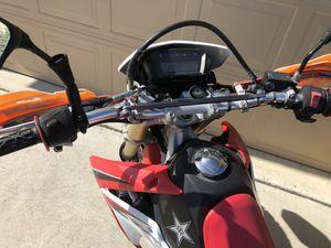 2014 Honda crf250l dual sport motorcycle for Sale in Boerne, TX