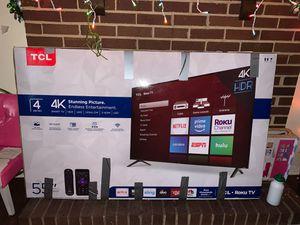 TCL Roku TV for Sale in Garner, NC