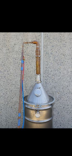 Copper Still Boiler - Water Whiskey Essential Oils for Sale in San Diego, CA