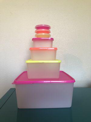 Tupperware brand storage containers for Sale in Winter Garden, FL