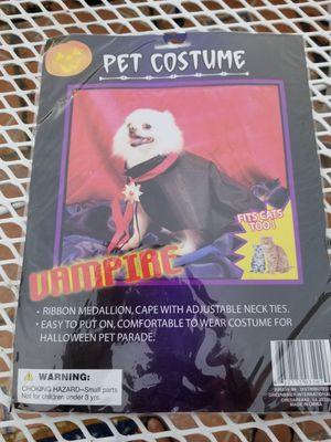 $5.00 - Halloween Pet Costumes - Several Styles/Size Small - Medium/Most are NEW - Lowest Price for Sale in Miami, FL