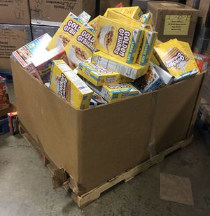 Assorted Brand Name Cereal Best Offer Takes It for Sale in Lorton, VA