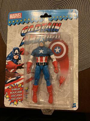 Captain America Retro figure Avengers for Sale in Wyncote, PA