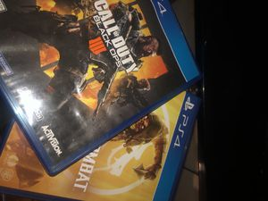 PS4 games for Sale in Laurel, MD