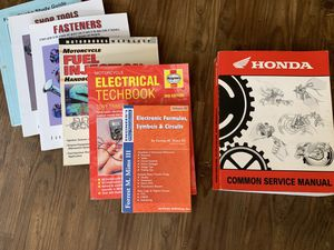 Motorcycle Maintenance Books for Sale in Portland, OR