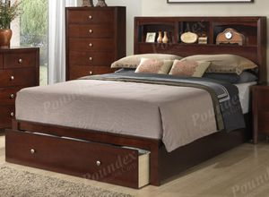 Brand new queen storage bed frame for Sale in San Diego, CA
