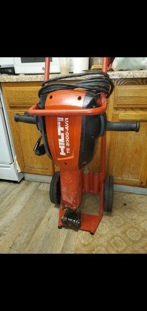 Yack hammer hilti avr 3000 for Sale in Springfield, VA