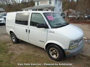 2001 GMC Safari Cargo Van for Sale in Blauvelt, NY