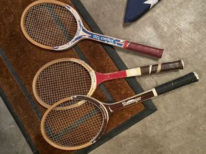 Classic tennis rackets. (3) for Sale in Kirkland, WA