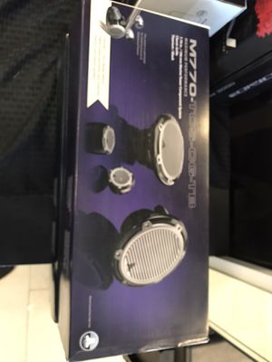 JL Audio Marine speakers for Sale in Tampa, FL